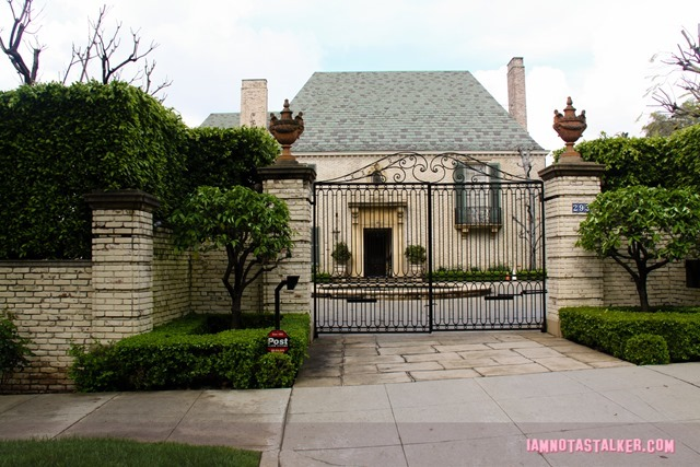 The Gilmore Mansion from Gilmore Girls-7894