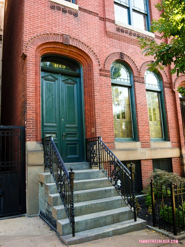 Frank and Claire's Townhouse from House of Cards-1170102