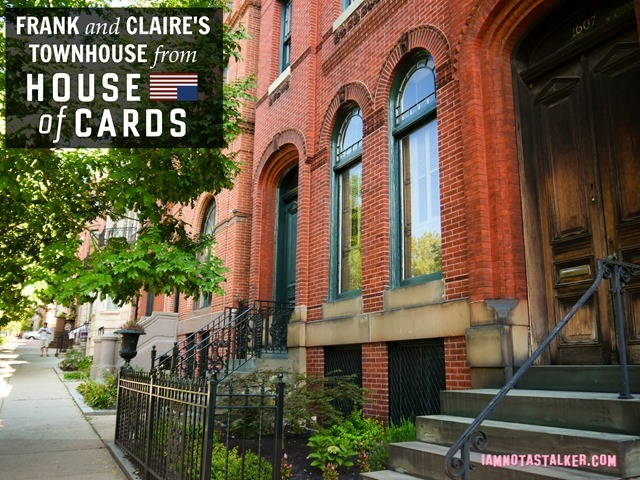 Frank and Claire's Townhouse from House of Cards-1170109