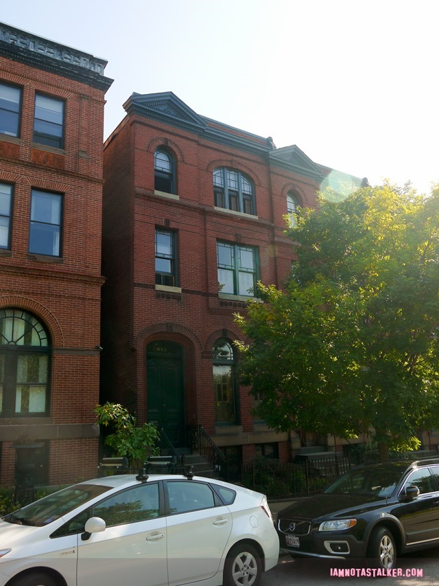 Frank and Claire's Townhouse from House of Cards-1170115