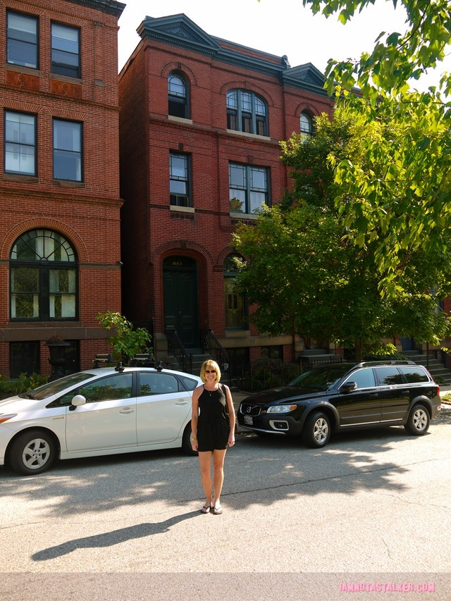 Frank and Claire's Townhouse from House of Cards-1170130