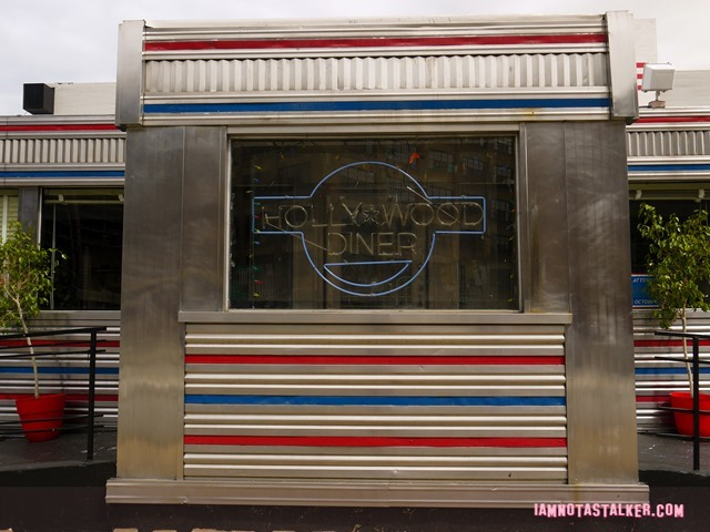 The Hollywood Diner from Sleepless in Seattle-1170332