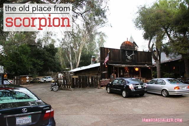 The Old Place from Scorpion-3