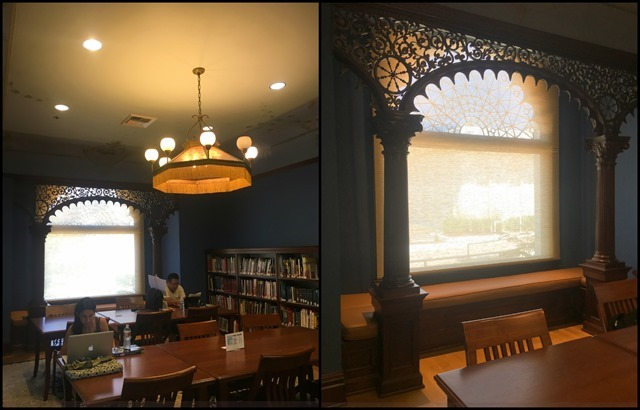 Brand Library Dining Room