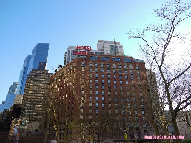 The Empire Hotel from Gossip Girl-1140869