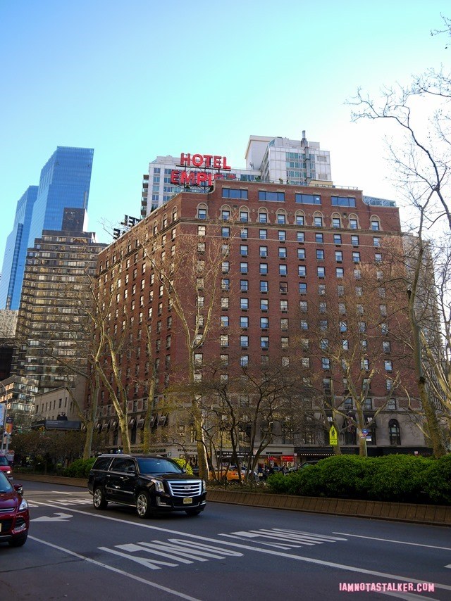 The Empire Hotel from Gossip Girl-1140871