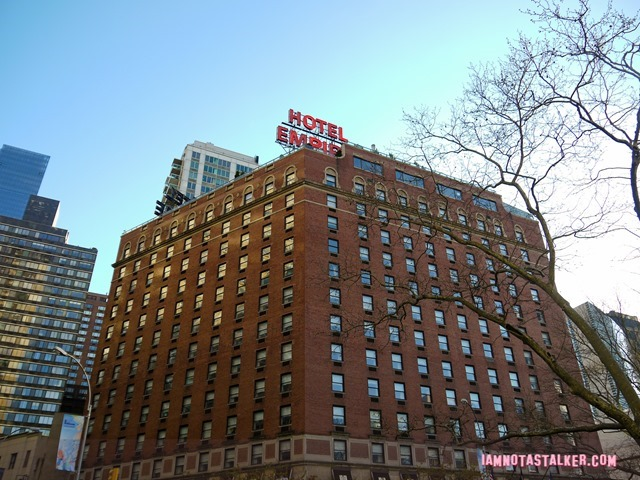The Empire Hotel from Gossip Girl-1140872