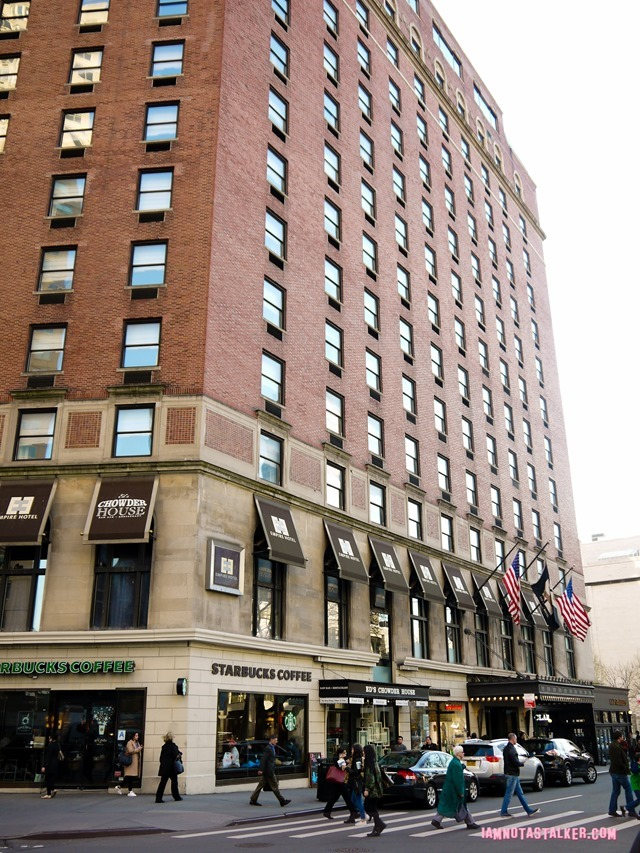 The Empire Hotel from Gossip Girl-1140880