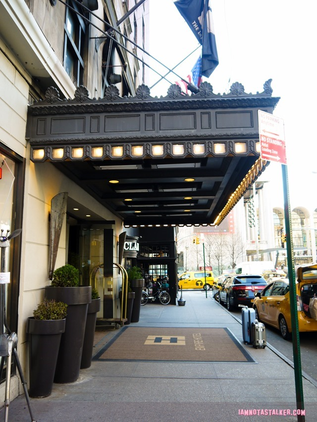 The Empire Hotel from Gossip Girl-1140890