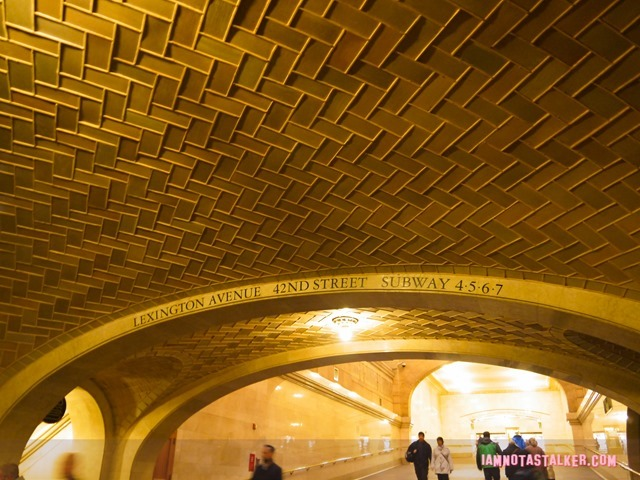 Grand Central Terminal's Whispering Gallery-1130942