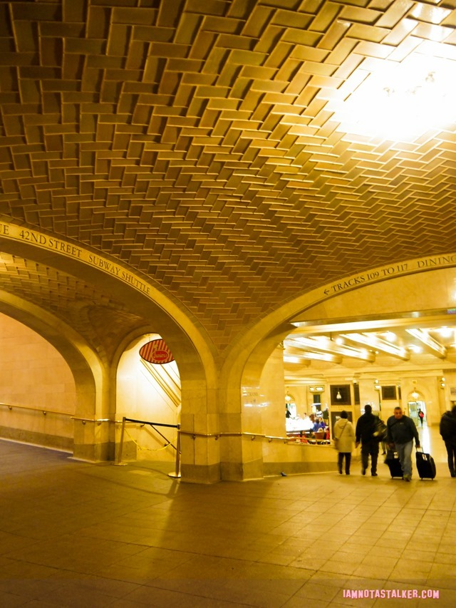 Grand Central Terminal's Whispering Gallery-1130944