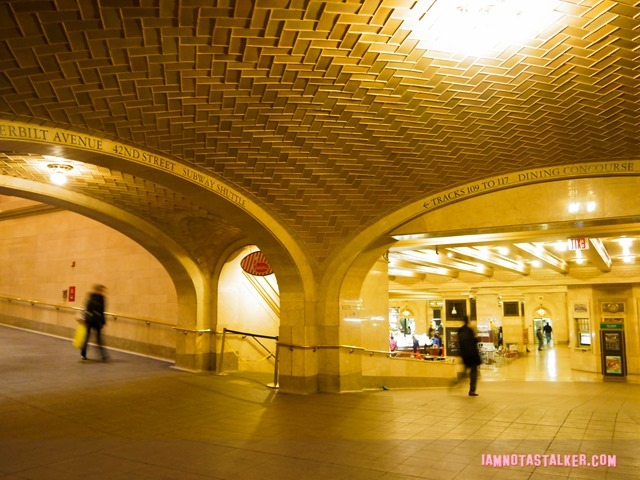Grand Central Terminal's Whispering Gallery-1130947