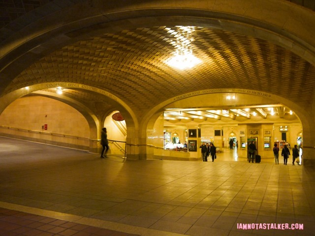 Grand Central Terminal's Whispering Gallery-1130952