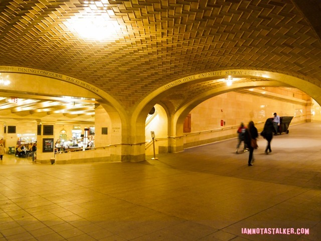 Grand Central Terminal's Whispering Gallery-1130954