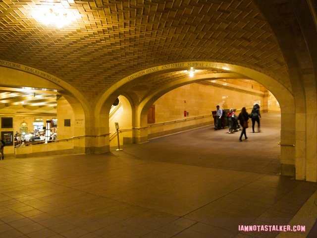 Grand Central Terminal's Whispering Gallery-1130955