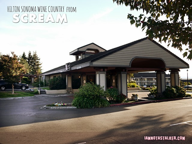 Hilton Sonoma Wine Country from Scream-1190376
