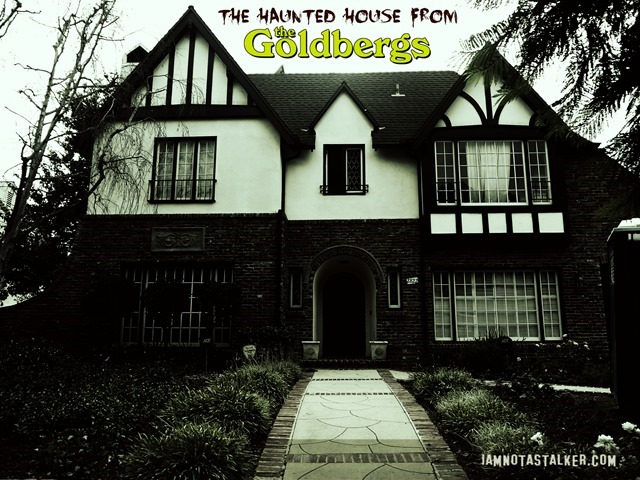 The Haunted House from The Goldbergs-1200314