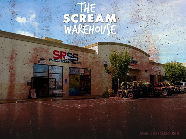 The Warehouse from Scream-1190148