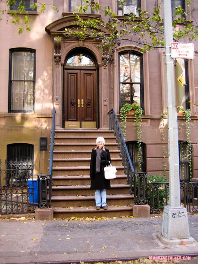 The Stalker Found It Its Carrie S Apartment