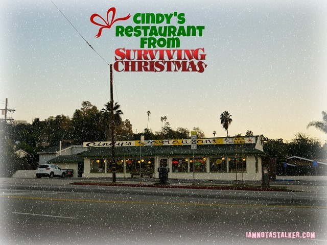 Cindy's Restaurant from Surviving Christmas-1080532