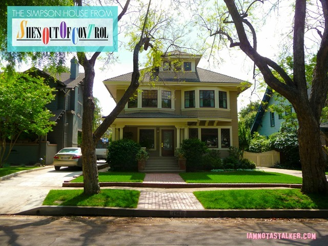The Simpson House from She's Out of Control-1060121