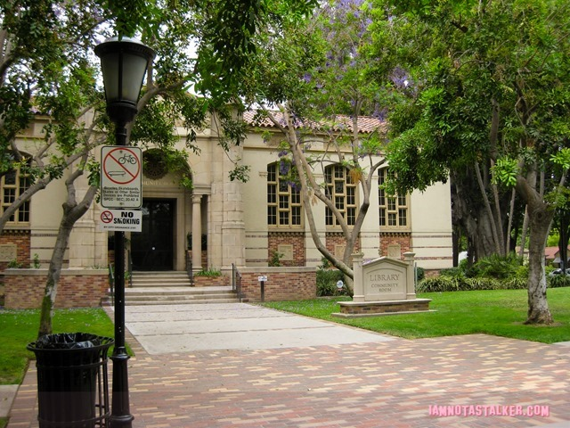 South Pasadena Public Library from Say Anything-2365