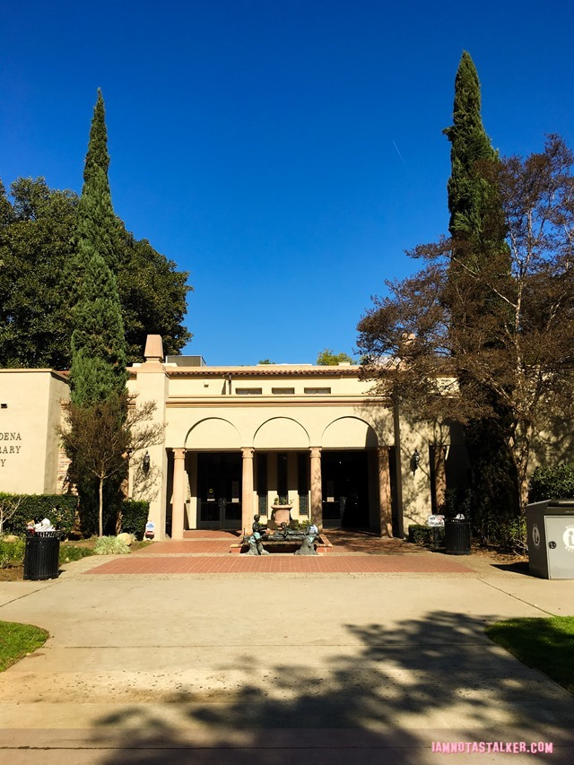 South Pasadena Public Library from Say Anything-6091