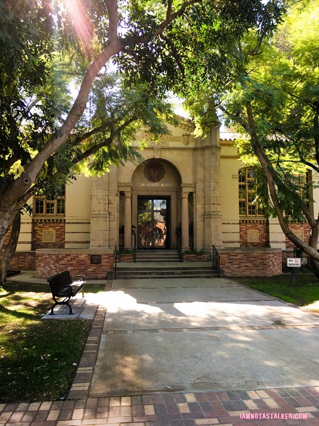 South Pasadena Public Library from Say Anything-6125