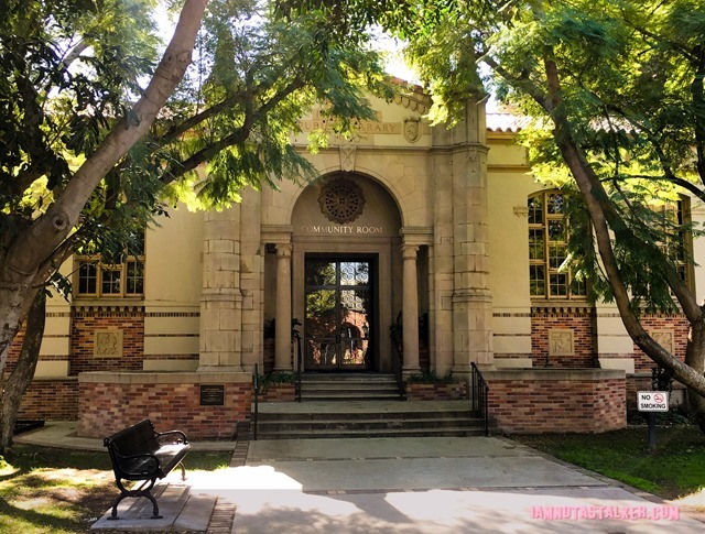 South Pasadena Public Library from Say Anything-6126