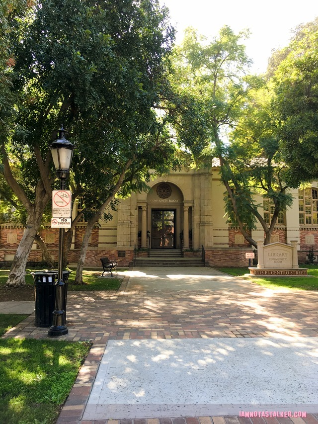 South Pasadena Public Library from Say Anything-6128