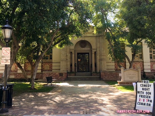 South Pasadena Public Library from Say Anything-6129